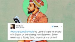 20 Brutal Jokes That Show Just How Much Twitter Hated Our Aurangzeb