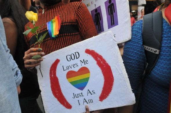 India's LGBT Population Did Not Have A Good 2016. Here's
