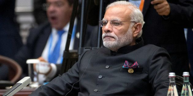 Congress Files Complaint With EC Against PM Modi For Violating Model Code Of