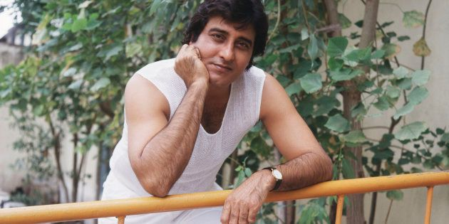 1988, Portrait of Vinod Khanna. (Photo by Dinodia Photos/Getty