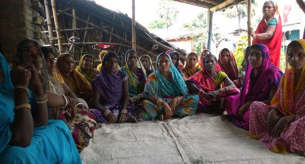 Women in rural Samastipur are supportive of the government's blanket ban on alcohol consumption