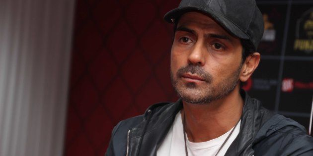 Complaint Filed Against Arjun Rampal For Allegedly Assaulting A Man In