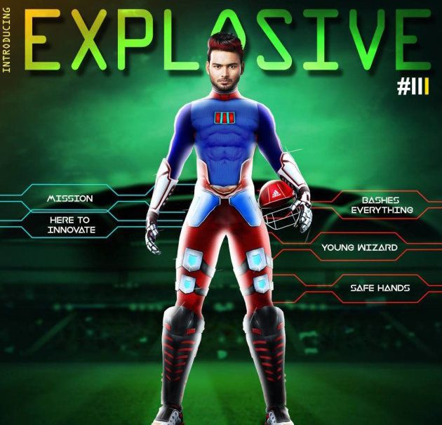 If IPL Stars Were Superheroes, These Would Be Their Super