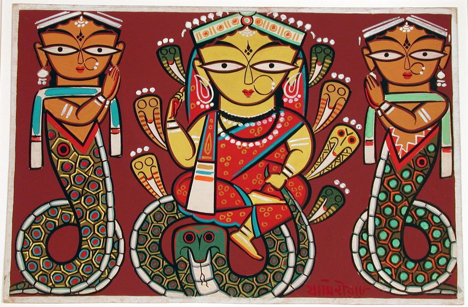 How Jamini Roy's Art Became The Staple Of Middle-Class Homes In