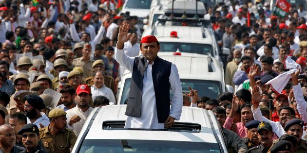 Congress, Samajwadi Party Seal Their Alliance For UP Assembly