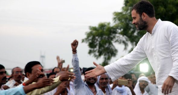 For A Chance At Uttar Pradesh, The Grand Old Party Swallows Its Pride And Feels The