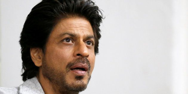 Shah Rukh Khan Had A Verrry Unconvincing Defense When Asked About Endorsing Fairness Creams In