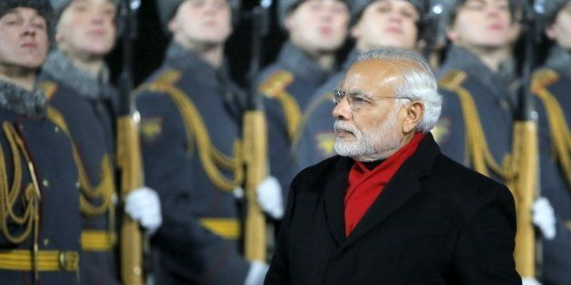Why India Shouldn't Worry Too Much About Russia's Posturing In