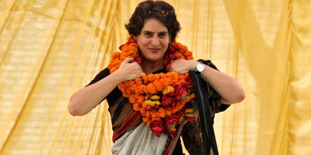 Priyanka Gandhi To Play Larger Role During UP Assembly Elections, Says