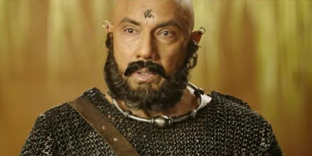 'Baahubali' Actor Sathyaraj Apologises For His Anti-Kannada Remarks Over Cauvery Issue From 9 Years