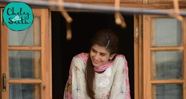 Syra in a still from 'Chalay Thay Saath' | Haseeb