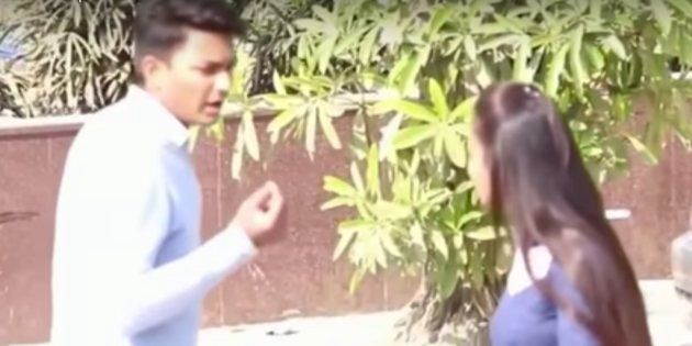 Crazy Sumit 'Prank' Kissing Women On Streets Tells Us That 'Boys' Can Get Away With