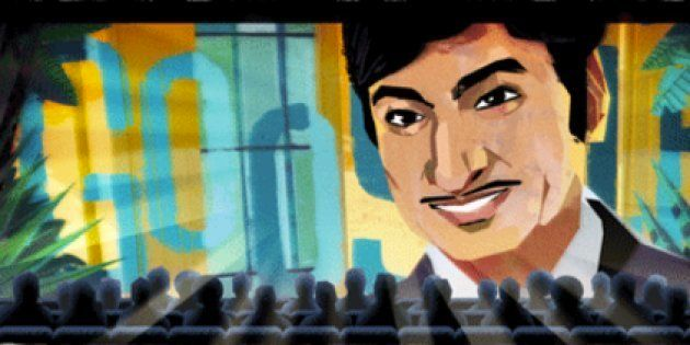 Google Celebrates Kannada Actor Rajkumar's Birth Anniversary With An Old-Fashioned