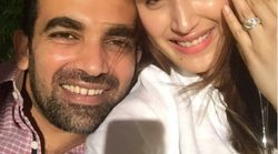 Zaheer Khan Gets Engaged To Sagarika Ghatge, Announces News On