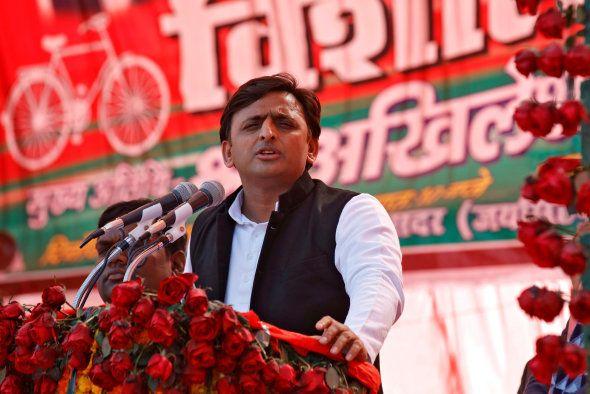 Uttar Pradesh CM Akhilesh
