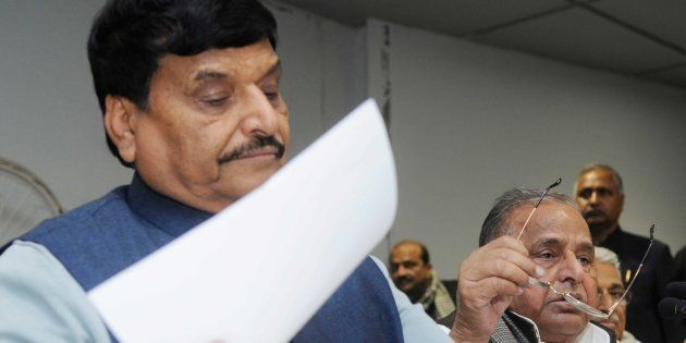 Uttar Pradesh Elections: Shivpal Yadav Finds No Mention In Akhilesh's List Of Star