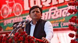 Akhilesh Yadav Hits Campaign Trail In Uttar Pradesh, Lashes Out At Modi Govt,