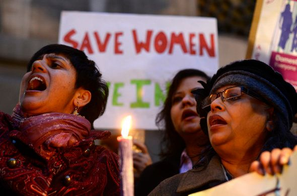 5 Things Every Idiot Who Says 'Women Invite Rape' Needs To
