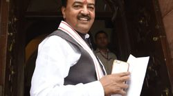 BJP UP Chief Keshav Prasad Maurya Says His Statements About Ram Mandir Were