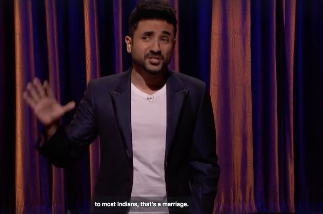 Stand-Up Comedian Vir Das Debuted On Conan O'Brien's Show And Pretty Much Killed