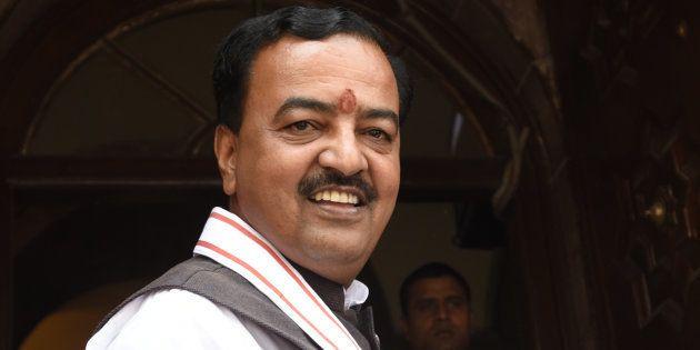 BJP UP Chief Keshav Prasad Maurya Says His Statements About Ram Mandir Were