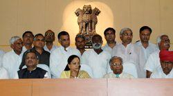 Former BJP Rajya Sabha Member Ramdas Agarwal Passes