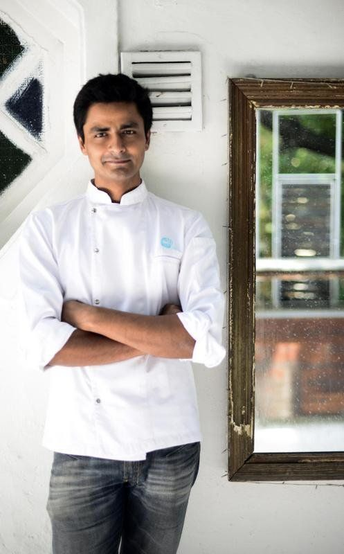 Manu Chandra Chef Partner Toast & Tonic; The Fatty Bao & Monkey Bar and Executive Chef Olive