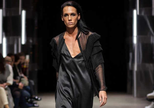 First Gender-Neutral Model To Walk On An Indian Runway Explains What It Means To Be Both Male And