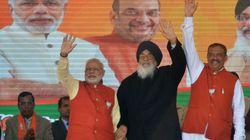 Congress 'Defamed' Punjab For Political Gains, Says PM