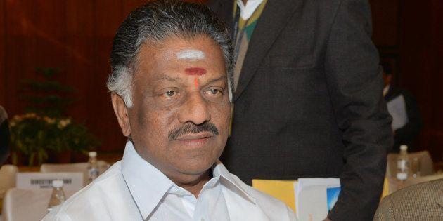 Tamil Nadu Chief Minister O