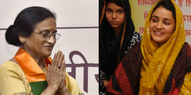 In UP, Two Women Push Caste And Religion Aside To Fight Each Other On Their Own