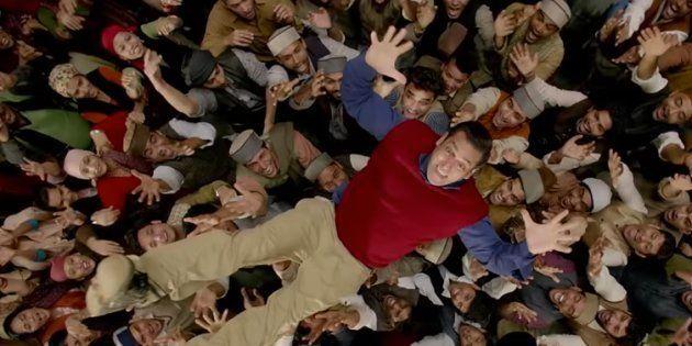 Tubelight Teaser: Salman Khan And Kabir Khan's Human Drama Looks Like A Total