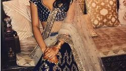 Saif Ali Khan's Daughter, Sara Ali Khan, Looks Ethereal In This Sabyasachi