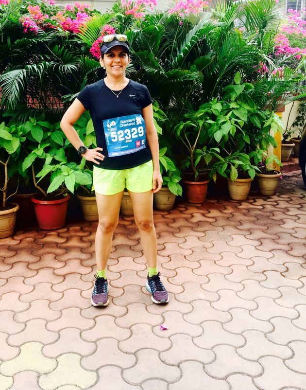How I Beat My Inner Voice Of Doubt At The Mumbai