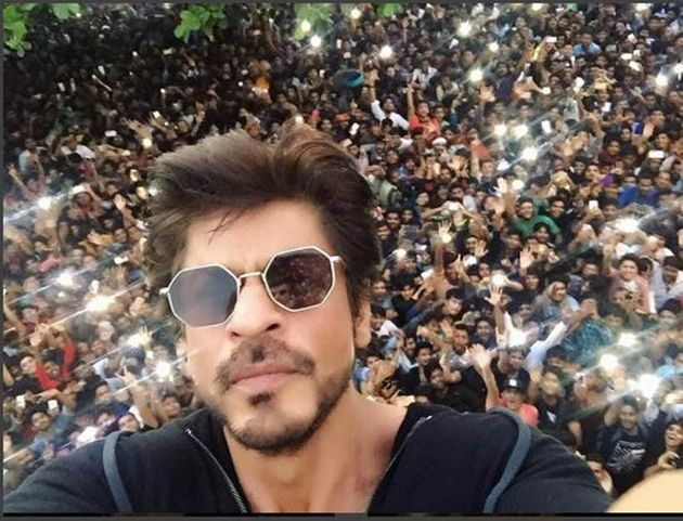 Loving And Owning Shah Rukh Khan From A Galaxy Far Far