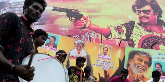 Rajinikanth Will Finally Greet His Fans After Eight Years, Madness Likely To
