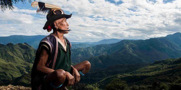 These Stunning Photographs Capture The Vanishing World Of Nagaland's Last