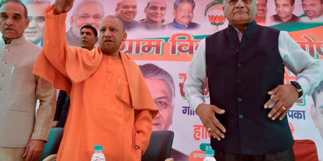 Yogi Adityanath Urges UP Voters To Remember 'Rapes And Riots' While