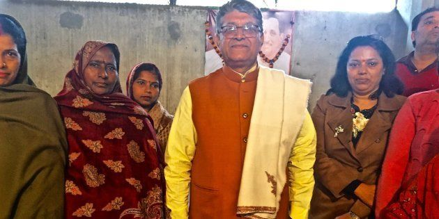 The BJP Candidate From Ayodhya Is A Man Of All