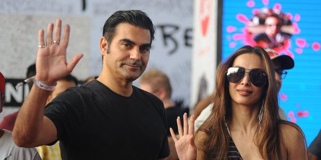 Arbaaz Khan And Malaika Arora Khan Are Now Officially