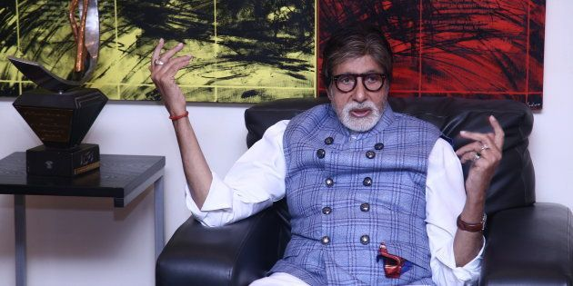 Sarkar Is No Godfather: Amitabh