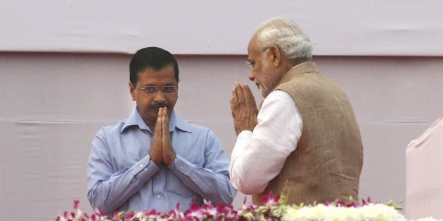 Arvind Kejriwal Calls Modi A 'Shameless Dictator', Alleges He's Trying To Deregister