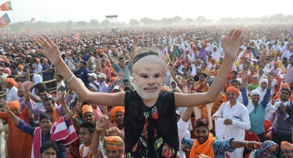 Among The BJP Cadres In Poll-Bound Uttar Pradesh: Anger, Heartbreak And