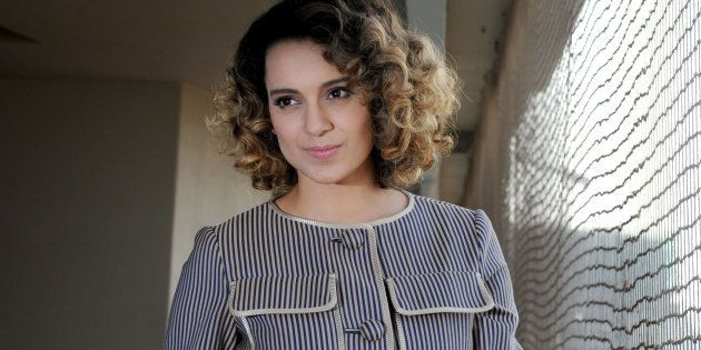 EXCLUSIVE: Kangana Ranaut On Accusations Of 'Stealing Credits,' Being Difficult To Work With, And Why...