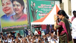Man In Chennai Thrashed By AIADMK Supporters For Allegedly Tearing Up Sasikala's