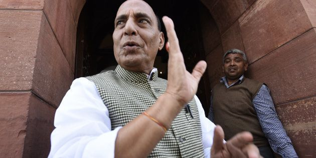 Conduct A Referendum In Pakistan To See If Its Citizens Want To Merge With India, Says Rajnath