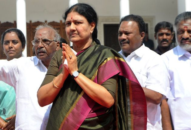 General secretary of southern Tamil Nadu state's ruling All India Anna Dravida Munnetra Kazhagam (AIADMK),...