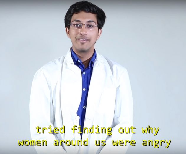 Ladies, The Answer To Your Period Woes Is ... 'Manitary