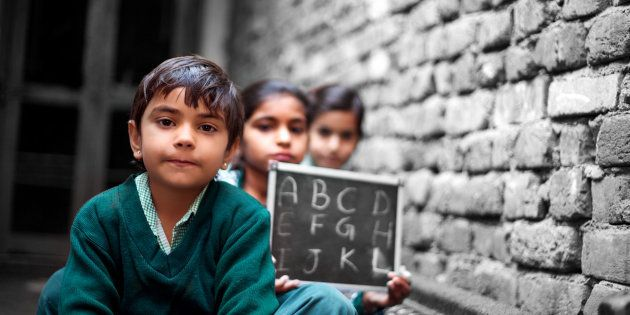 Why I've Made It My Mission To Educate Underprivileged
