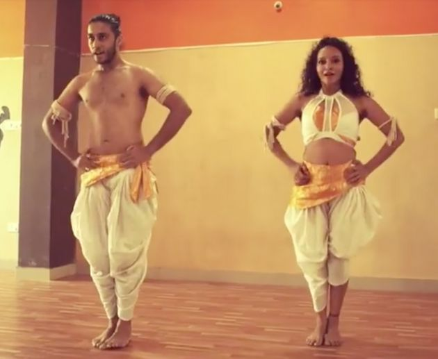 This Classical-Fusion Dance Performance To 'Humma Humma' Will Blow Your